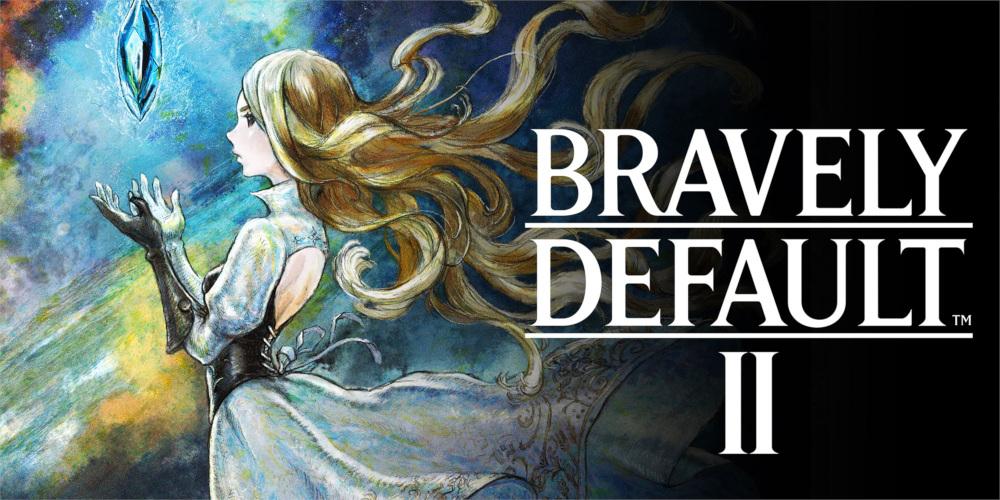Bravely Default II - Main Artwork