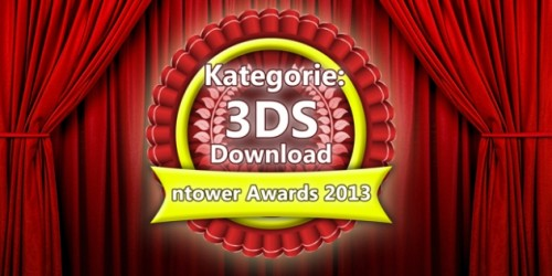 Newsbild zu ntower Awards 2013 - Das beste Nintendo 3DS Download-Spiel