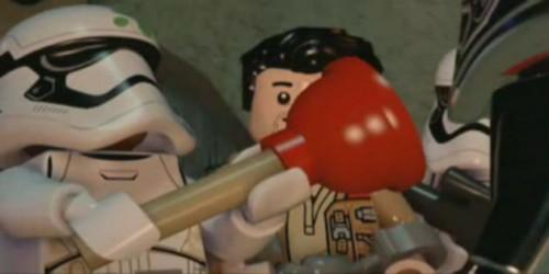 Newsbild zu Nintendo 3DS-Spieletest: LEGO Star Wars: Das Erwachen der Macht
