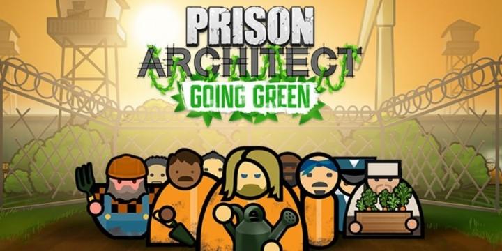 """Newsbild zu Prison Architect: Neuer DLC """"Going Green"""" verspricht Selbstversorgung durch Lebensmittelanbau"""
