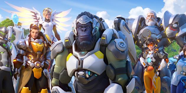 Newsbild zu Blizzard Entertainment enthüllt Overwatch 2 für Nintendo Switch und weitere Plattformen