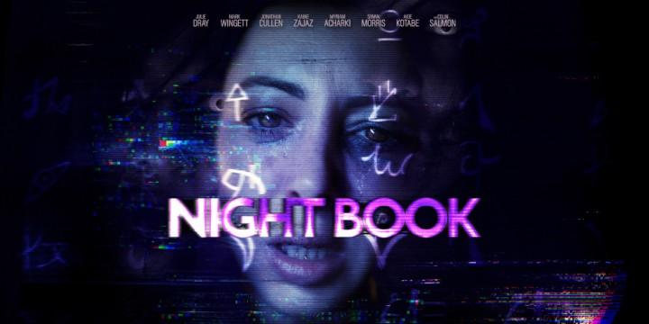 Newsbild zu Manche Bücher bleiben besser geschlossen – Interaktiver Film Nightbook erscheint im Juli 2021
