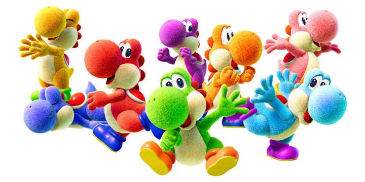 Newsbild zu Kurios: Yoshis aus der Super Mario-Reihe haben wohl unterschiedliche Namen