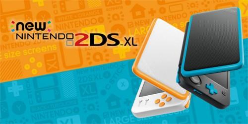 Newsbild zu New Nintendo 2DS XL: Neue Werbespots für den Sommer aufgetaucht