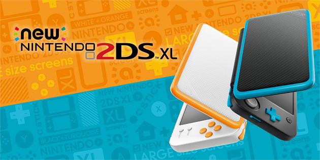 Newsbild zu Black-Friday-Woche: New Nintendo 2DS XL mit Mario Kart 7 für unter 100 Euro