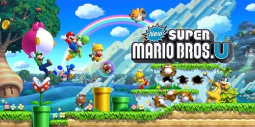 Newsbild zu Gerücht: New Super Mario Bros. U könnte für Nintendo Switch erscheinen
