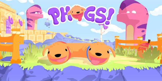 Newsbild zu Bit Loom Games und Coatsink verschieben die Veröffentlichung von PHOGS!