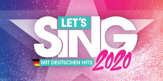 Newsbild zu Komplette Songliste und neuer Let's Party-Modus für Let's Sing 2020 Mit Deutschen Hits enthüllt