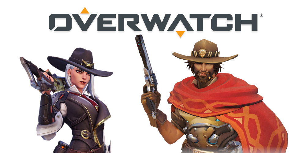 Overwatch - Ashe & McCree