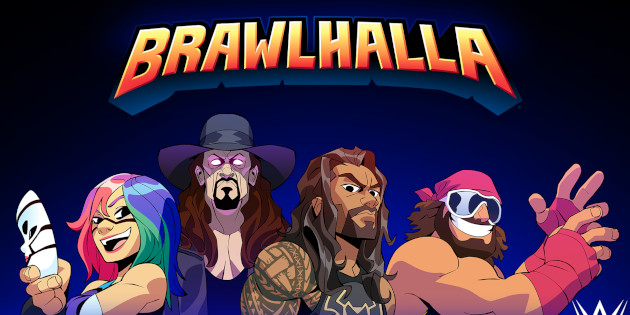 Newsbild zu Brawlhalla bringt vier weitere WWE-Superstars in das Kampfspiel