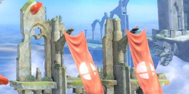 Newsbild zu Super Smash Bros. Ultimate: Neues Bild einer alten Stage in aufpolierter Optik sorgt für Spekulationen
