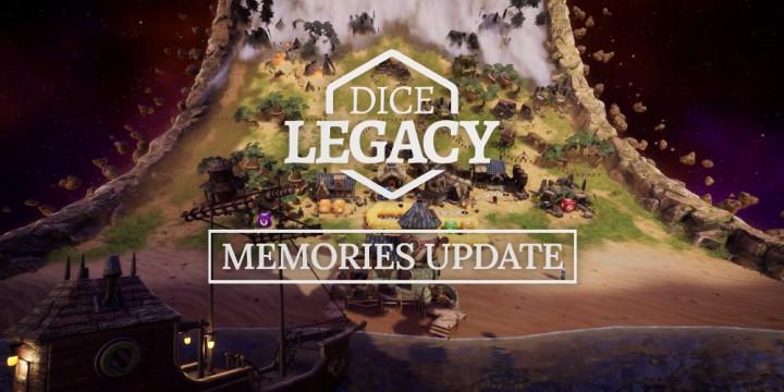 """Newsbild zu Neue Inhalte und Verbesserungen rollen auf Dice Legacy zu – Kostenloses """"Memories Update"""" ab Herbst verfügbar"""