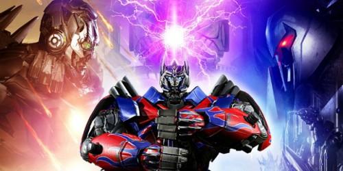 Newsbild zu Wii U- & 3DS-Spieletest: Transformers: The Dark Spark
