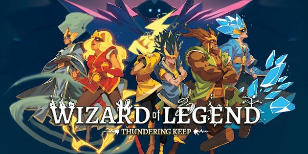 Newsbild zu Wizard of Legend – Thundering Keep-Update steht ab sofort zum Download bereit