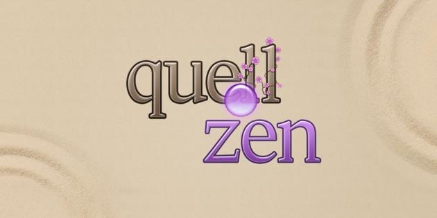 Newsbild zu Puzzle-Spiel Quell Zen erscheint Ende Juni im Nintendo eShop