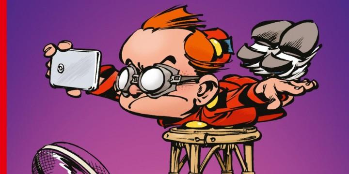 Newsbild zu Der kleine Spirou: Die Wahrheit über alles in unserer Comic-Rezension
