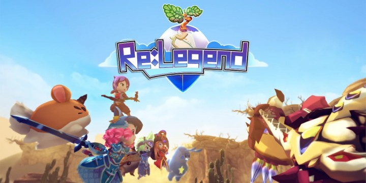 Newsbild zu Re:Legend erscheint mit Hilfe von 505 Games nächstes Jahr für die Nintendo Switch