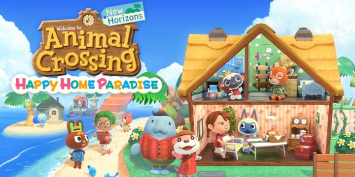 Newsbild zu Auf ins Urlaubsparadies – Animal Crossing: New Horizons erhält mit Happy Home Paradise einen umfangreichen DLC