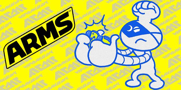 Newsbild zu Der erste Comicroman zu ARMS verschiebt sich auf nächstes Jahr