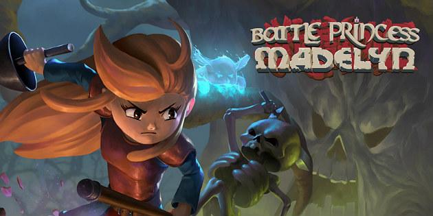Newsbild zu Battle Princess Madelyn ist die nächste physische Veröffentlichung von Limited Run Game