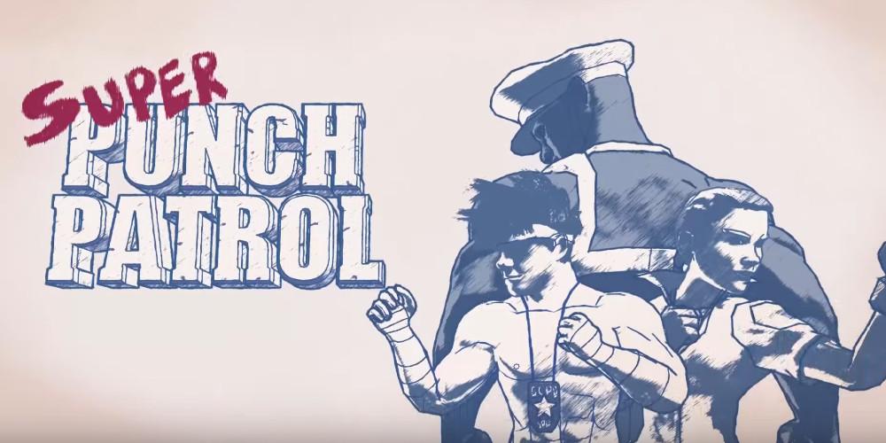 Super Punch Patrol - Keyart