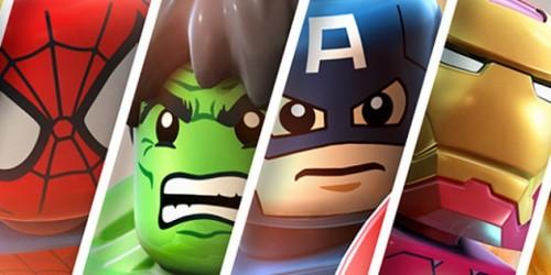 Newsbild zu LEGO Marvel Super Heroes startet durch [PM]