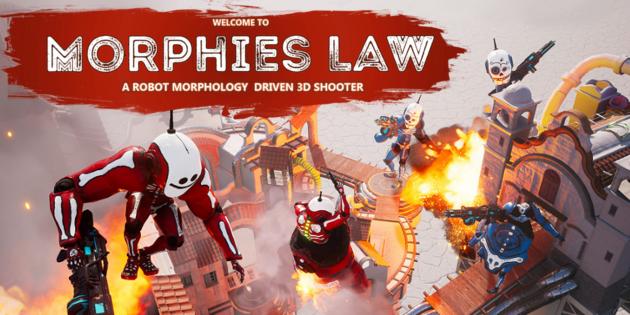 Newsbild zu Morphies Law erscheint heute Abend für Nintendo Switch