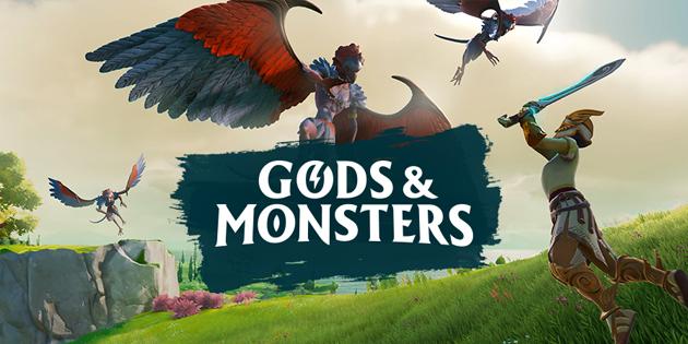 Newsbild zu Gods & Monsters erscheint nicht mehr im Februar 2020