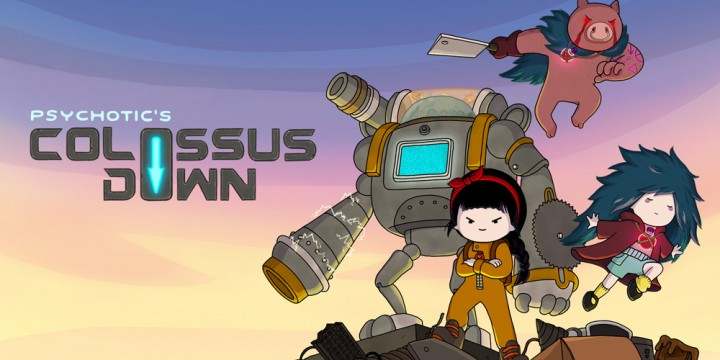Newsbild zu Colossus Down: Neues Veröffentlichungsdatum für die Nintendo Switch steht fest