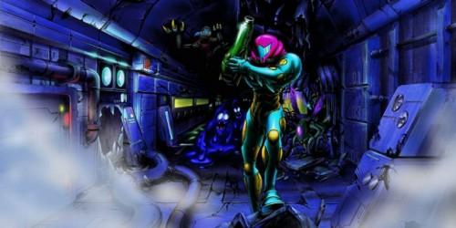 Newsbild zu Virtual Console-Spieletest: Metroid Fusion