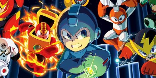 Newsbild zu Mega Man-Franchise knackt die 31-Millionen-Marke