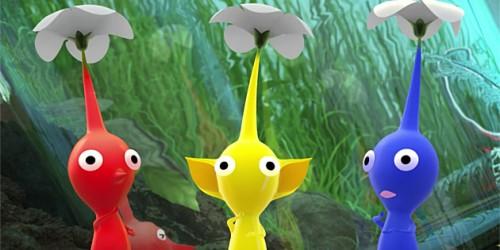 Newsbild zu My Nintendo: Neue Belohnungen zu Pikmin verfügbar