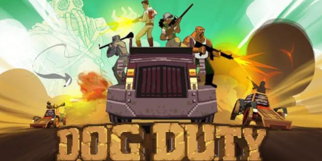 Newsbild zu Besiegt die Armee der Oktopusse in Dog Duty