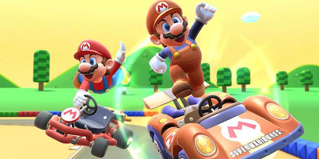 Newsbild zu Mario Kart Tour: Die Mario Bros.-Tour-Saison ist gestartet