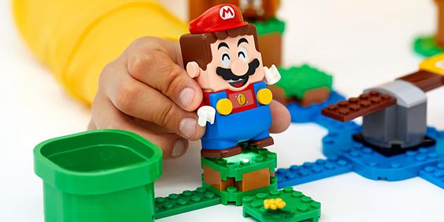 Newsbild zu Jetzt das LEGO Super Mario-Starterset bei JB-Spielwaren vorbestellen und 5 % sparen