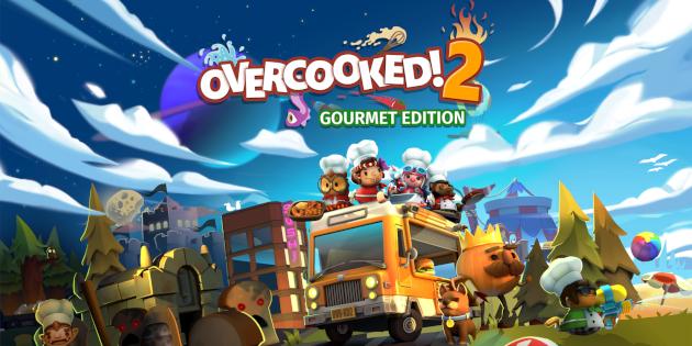 Newsbild zu Overcooked! 2: Gourmet Edition ab sofort auf der Nintendo Switch erhältlich
