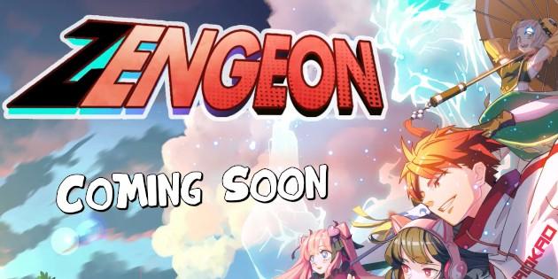 Newsbild zu Rogue-lite-Spiel Zengeon für die Nintendo Switch angekündigt