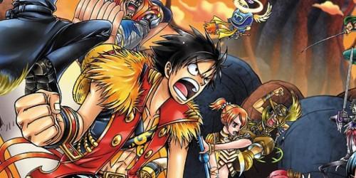 Newsbild zu 3DS-Spieletest: One Piece: Unlimited Cruise SP 2