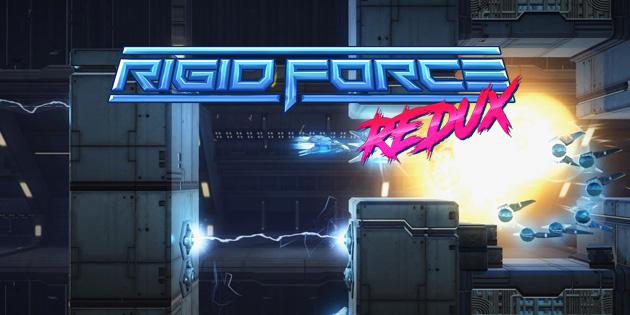 Newsbild zu Rigid Force Redux erscheint noch diese Woche für die Nintendo Switch