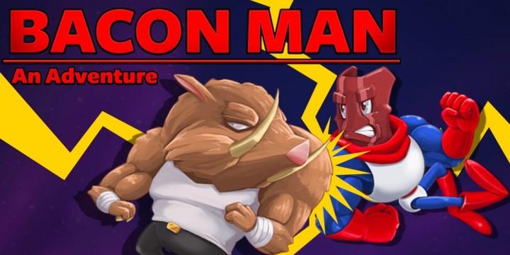 Newsbild zu Bacon Man: An Adventure verspricht Ende September Mehrspieler-Action auf der Nintendo Switch