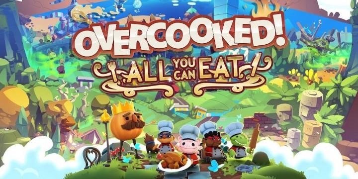 Newsbild zu Kräftiger Nachschlag – Overcooked! All You Can Eat erscheint am 23. März für die Nintendo Switch