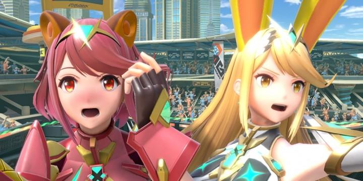 Newsbild zu Erinnerung: Seht euch hier um 15:00 Uhr die Pyra/Mythra-Präsentation zu Super Smash Bros. Ultimate an