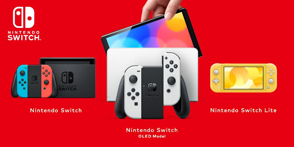 Nintendo Switch-Familie