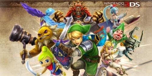 Newsbild zu Koei Tecmo bedankt sich bei den Spielern von Hyrule Warriors: Legends mit einem Video