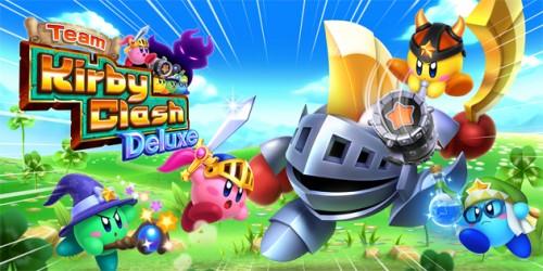 Newsbild zu Erstes Passwort für Team Kirby Clash Deluxe bekannt