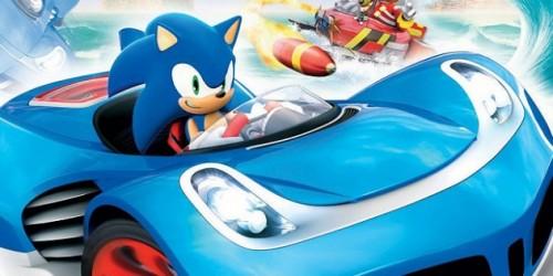 Newsbild zu Weiteres Gameplay-Video zu Sonic & All-Stars Racing Transformed für den 3DS