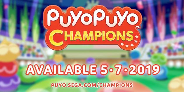 Newsbild zu Puyo Puyo Champions: Neues Update am Mittwoch im Anmarsch