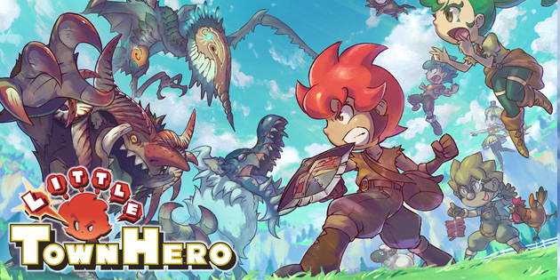 Newsbild zu NIS America spendiert Little Town Hero eine limitierte physische Version