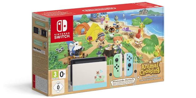 Newsbild zu Jetzt vorbestellen: Nintendo Switch Animal Crossing: New Horizons-Edition