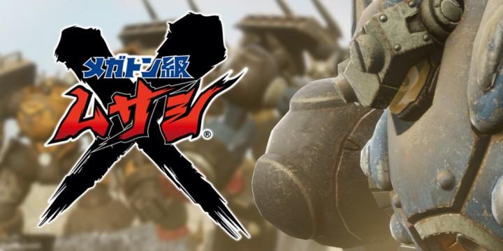 Newsbild zu Noch mehr Mecha-Futter: Zwei neue Trailer zu Megaton Musashi veröffentlicht